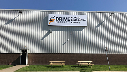Toronto Distribution Centre office location