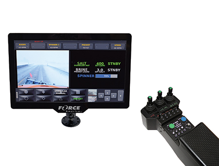 Spreader & Plow Control Systems